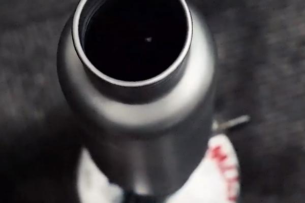 チタン水筒でお湯が沸騰するまで
