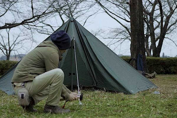 秋~冬キャンプに対応